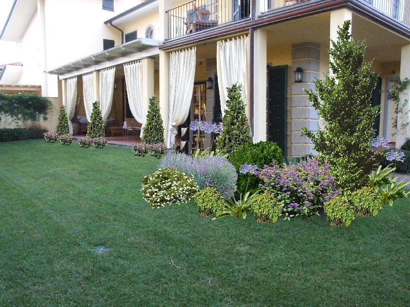 Progettare Il Giardino Di Casa : Gardens & dreams giardiniere in versilia pietrasanta forte dei
